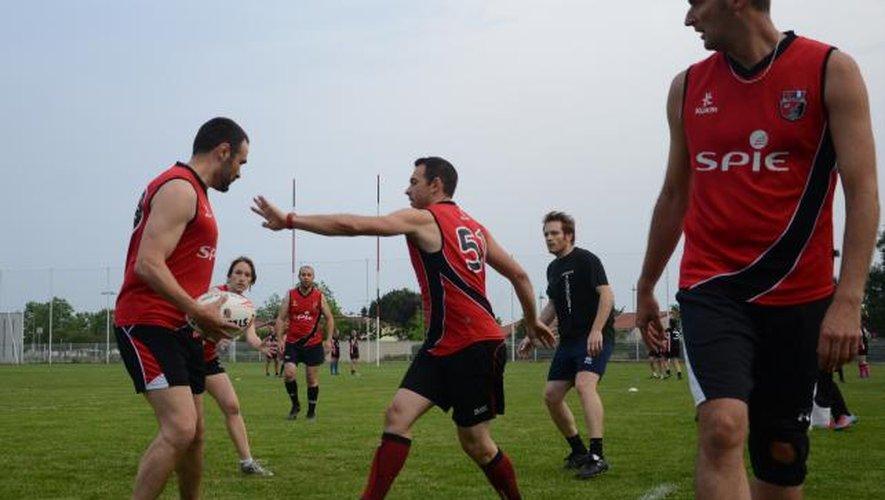 Le Midol a testé pour vous : le touch-rugby