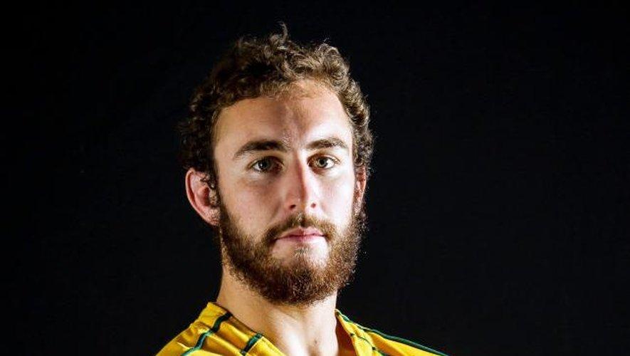 Nic White - Demi de mêlée de l'Australie : «Montpellier, une chance extraordinaire»