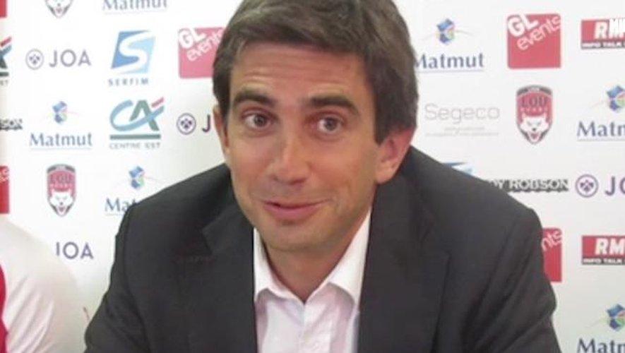 Yann Roubert: «Nos objectifs sont ambitieux»