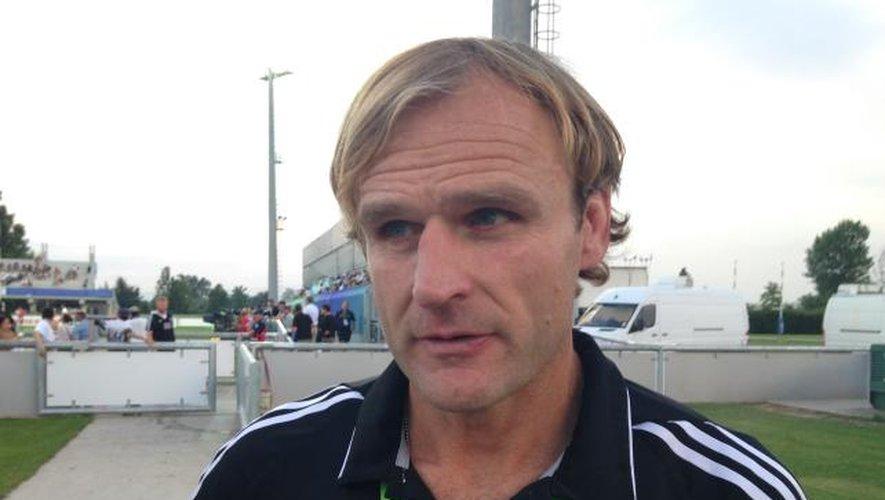 Scott Robertson : « Nous avons forcé les Bleus à commettre des erreurs »