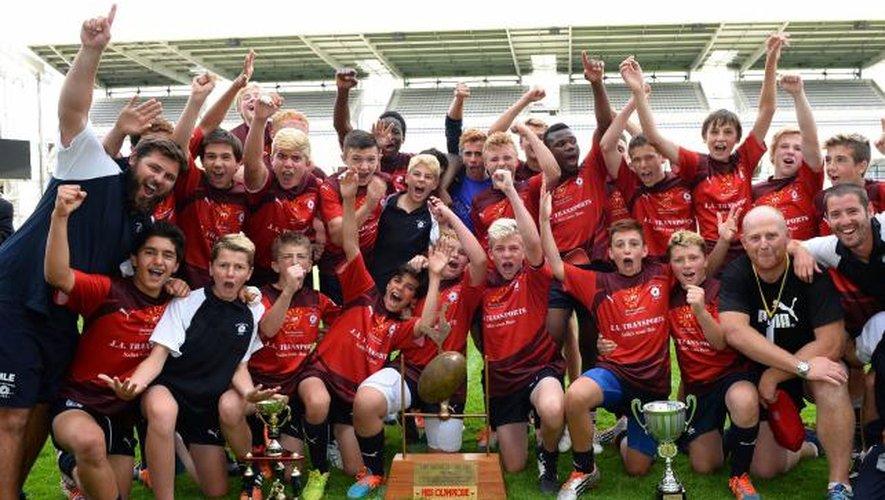 Super Challenge 2015: Montpellier sacré