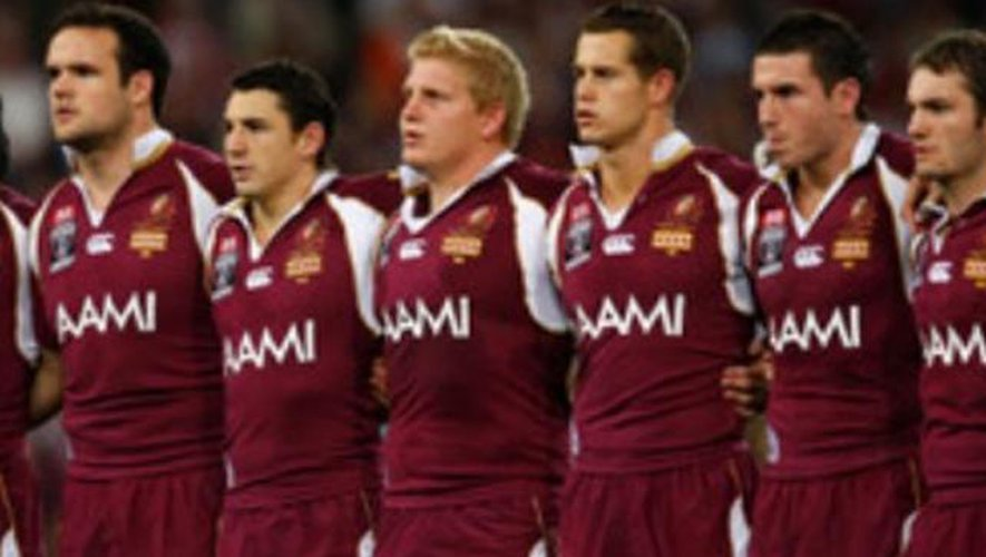 State of Origin : avantage Queensland