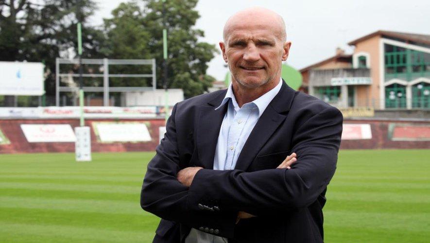 Daniel Bory : « Dans le rugby d'aujourd'hui c'est l'économie qui prime »