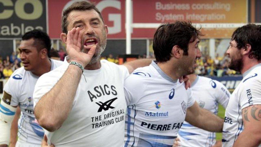 Darricarrère : « Mont-de-Marsan maîtrise très bien son rugby »