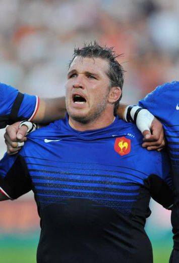"""<p class=""""txt-legende-2011""""><B>La blessure au ski de Sylvain Marconnet lui a coûté sa place pour le Mondial 2007.</B></p>"""