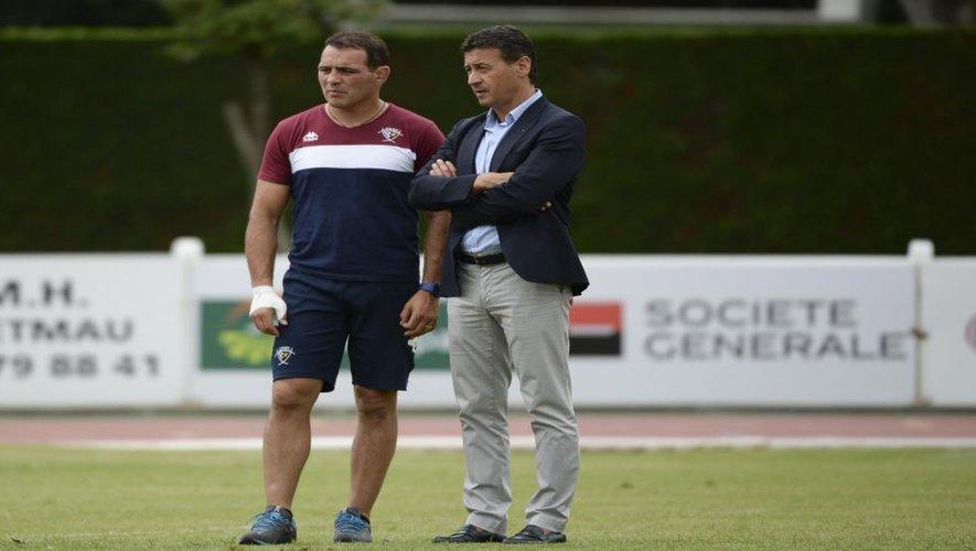 Laurent Marti : «Oui, j'ai réfléchi à la succession d'Ibañez»