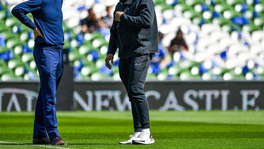 Jérôme Kaino (Toulouse) avant la demi-finale de Champions Cup contre le Leinster