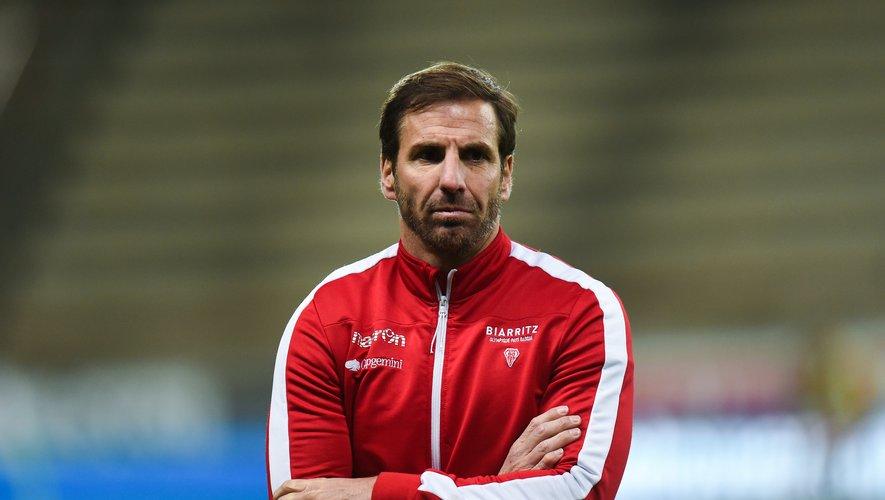 L'ancien entraîneur de Biarritz et actuellement aux Jaguares, Gonzalo Quesada pourrait revenir en France du côté du Racing 92. Photo Icon Sport