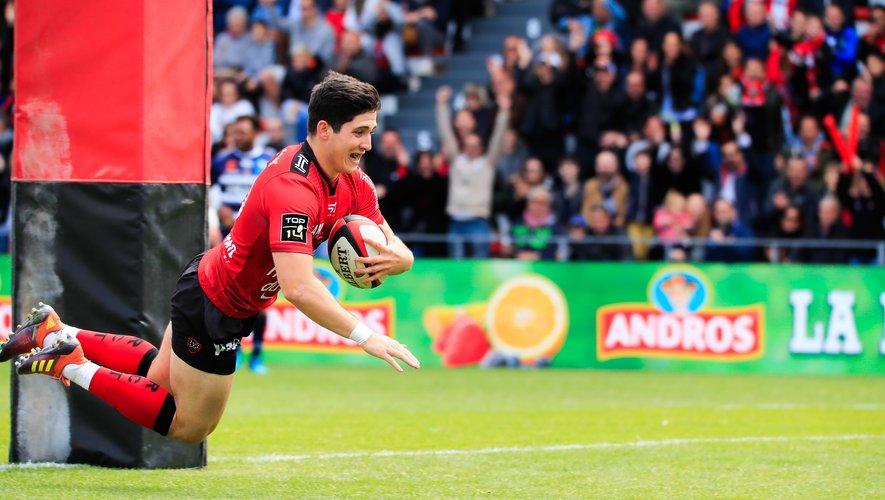 Anthony Belleau (Toulon)