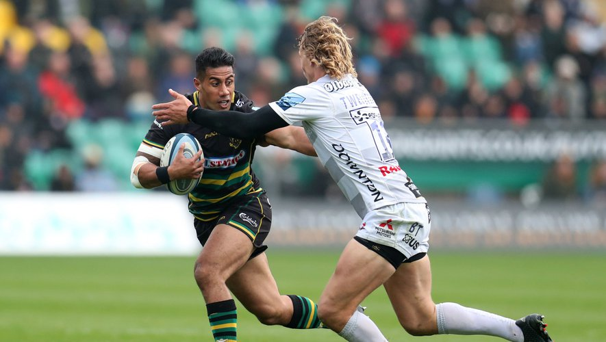 Ken Pisi (Northampton Saints)