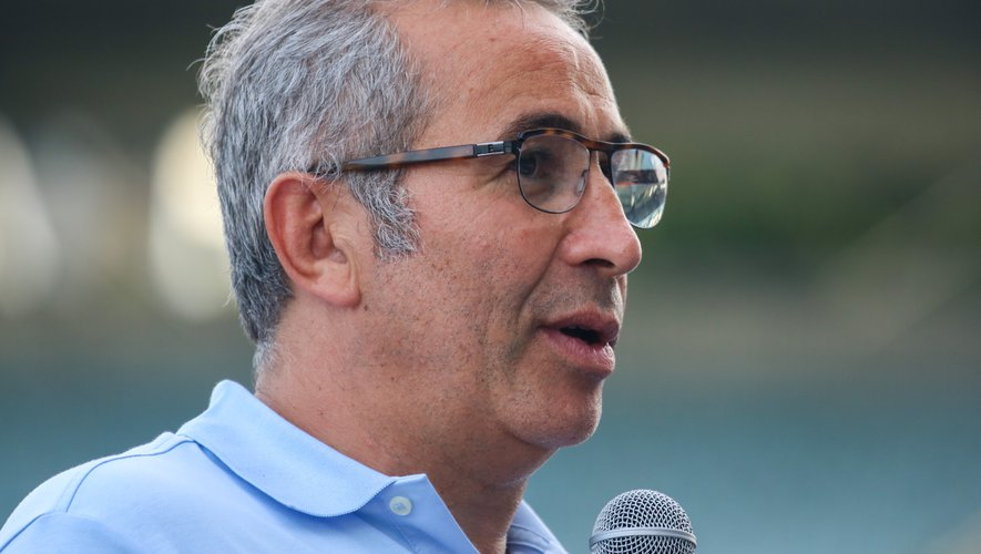 Philippe Tayeb - Président du directoire de l'Aviron bayonnais