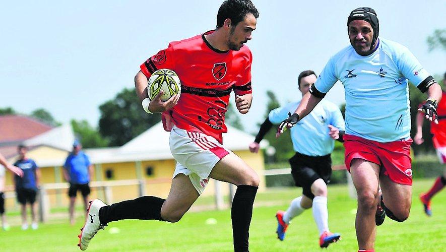 La deuxième édition des championnats de France de rugby de FFSA, aura lieu samedi et dimanche prochain à La Crau. Photo DR