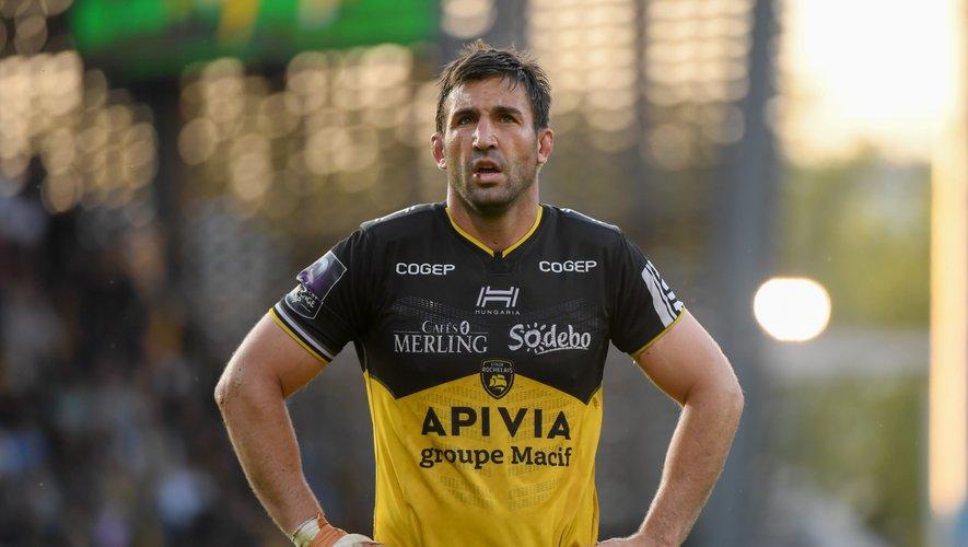 Romain Sazy sera le capitaine de La Rochelle en finale de Challenge Cup