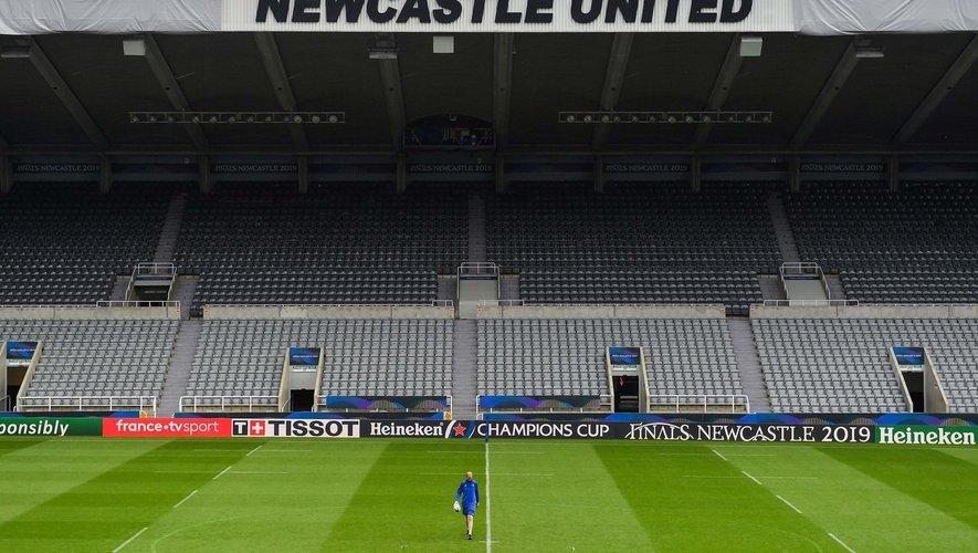 St James' Park hébergera les deux finales européennes
