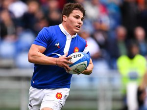 Antoine Dupont (France) durant le Tournoi des 6 Nations 2019