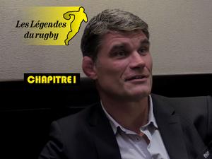 """Les Légendes du rugby - Fabien Pelous : """"Les 3 meilleurs moments de ma carrière"""""""