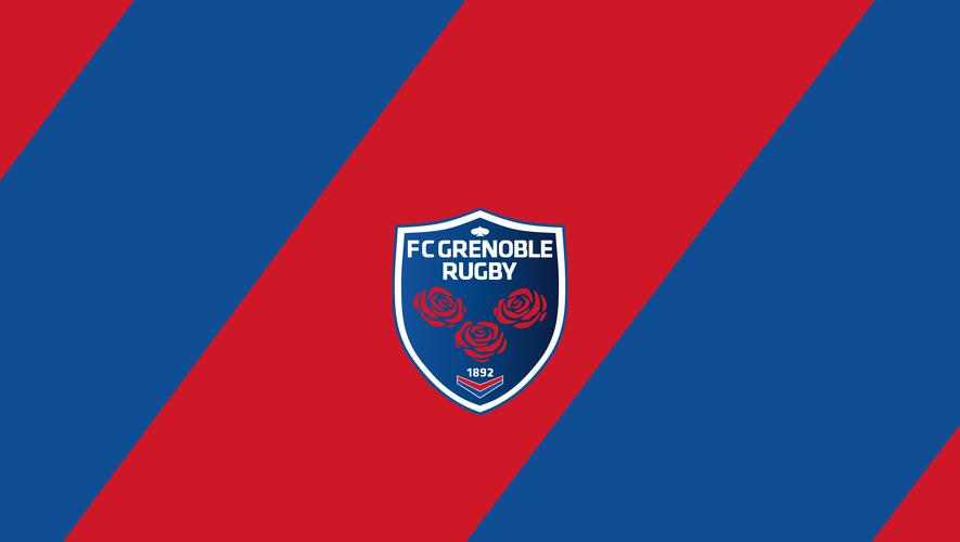 Logo du FC Grenoble Rugby