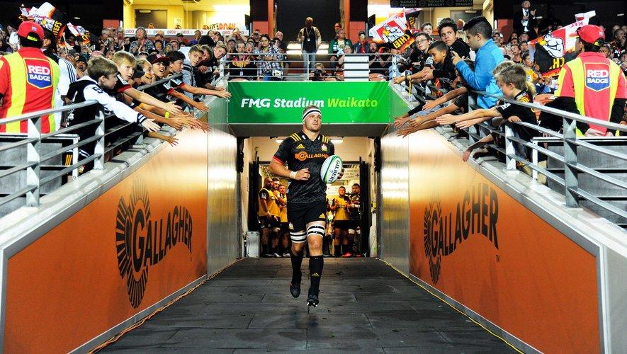 Super Rugby - Sam Cane (Chiefs)