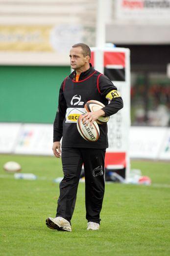Après des expériences d'entraîneur à Narbonne puis à Lille, l'ancien pilier champion d'Europe avec Brive en 1997 Richard Crespy entraînera du côté d'Armentières en Honneur la saison prochaine. Photo Icon Sport