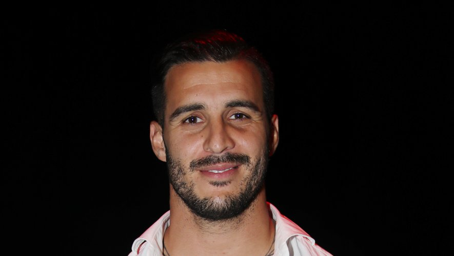 Sofiane Guitoune a reçu lundi 13 mai l'Oscar Midi Olympique devant un parterre exceptionnel de supporters
