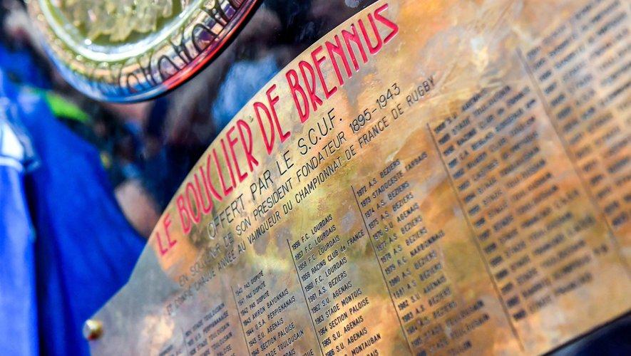 Le légendaire Bouclier de Brennus