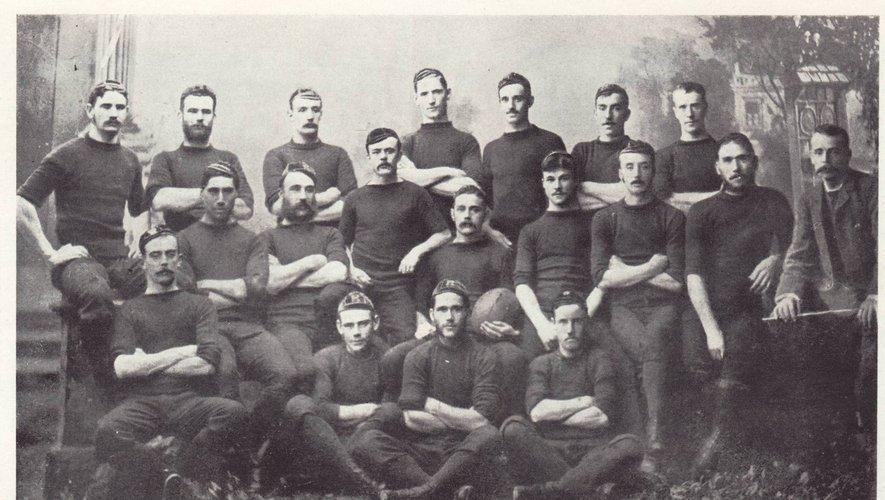 1884 - La première sélection néo-zélandaise