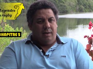 """Les Légendes du rugby - Serge Blanco : """"Mes partenaires trouvaient que j'avais de la chance"""""""
