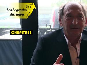 """Les Légendes du rugby - Pierre Villepreux : """"Partisan d'un rugby total"""""""