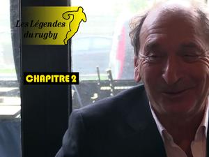 """Les Légendes du rugby - Pierre Villepreux : """"Ce coup de pied a été une référence"""""""