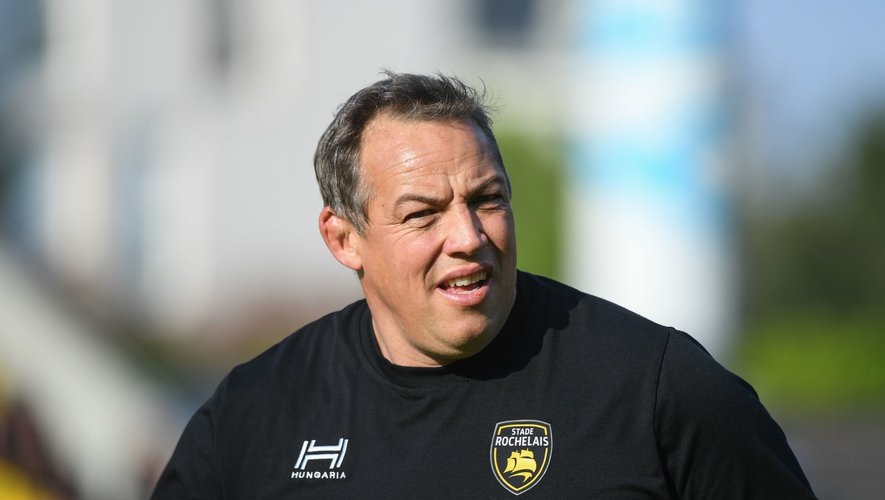 Jono Gibbes (entraîneur de La Rochelle)