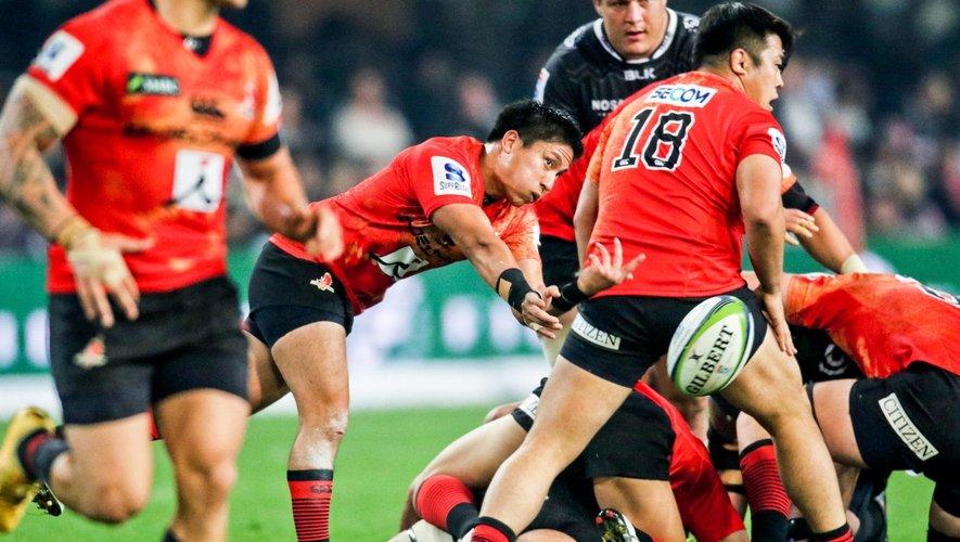 Super Rugby : Les Sunwolves à la recherche de leur première victoire