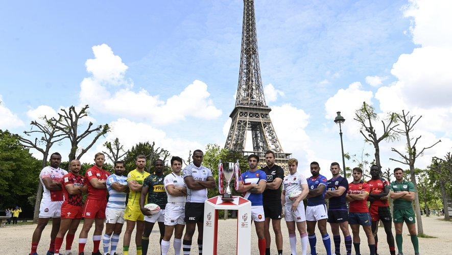 Les meilleures équipes du monde se retrouvent le temps d'un week-end à Paris pour y disputer le dernier tournoi du circuit mondial.