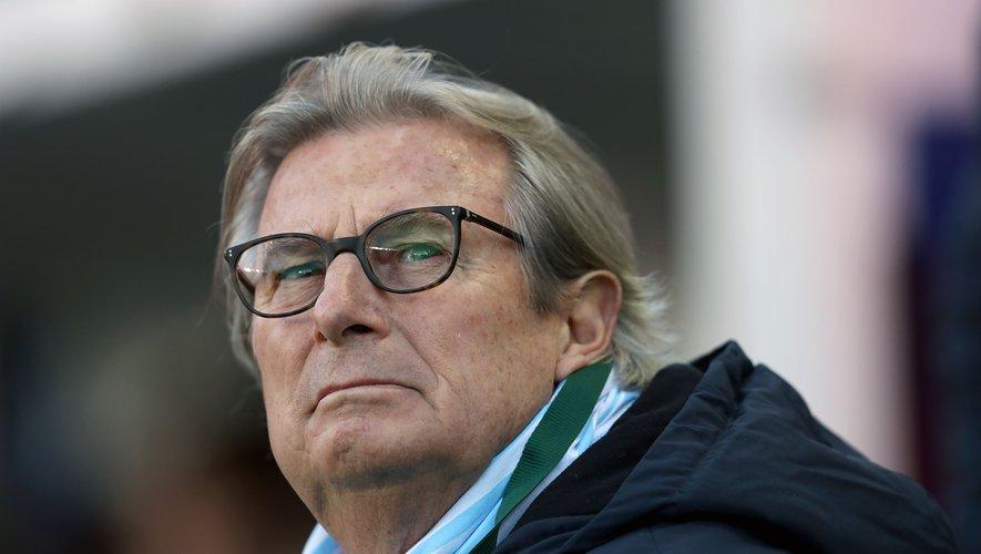 Top 14 - Jacky Lorenzetti (Président du Racing 92)