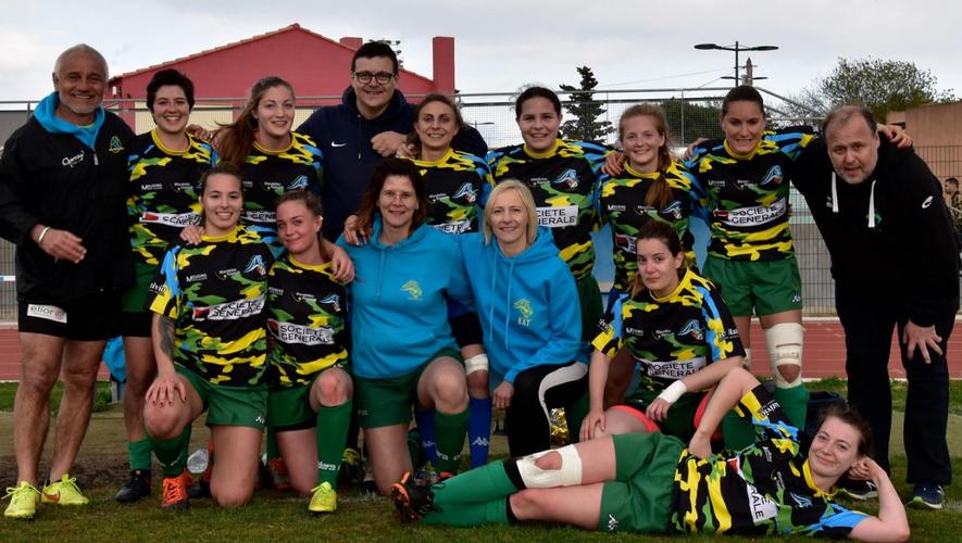 En entente avec Saint-Laurent-du-Var, en seniors, et Nice, en cadettes, le Lerins Rugby Club entend continuer son développement marqué par une progression régulière depuis quatre ans.
