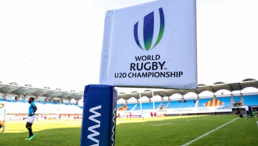 Logo de World Rugby U20