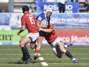 Vincent Pinto (France) contre le Pays de Galles