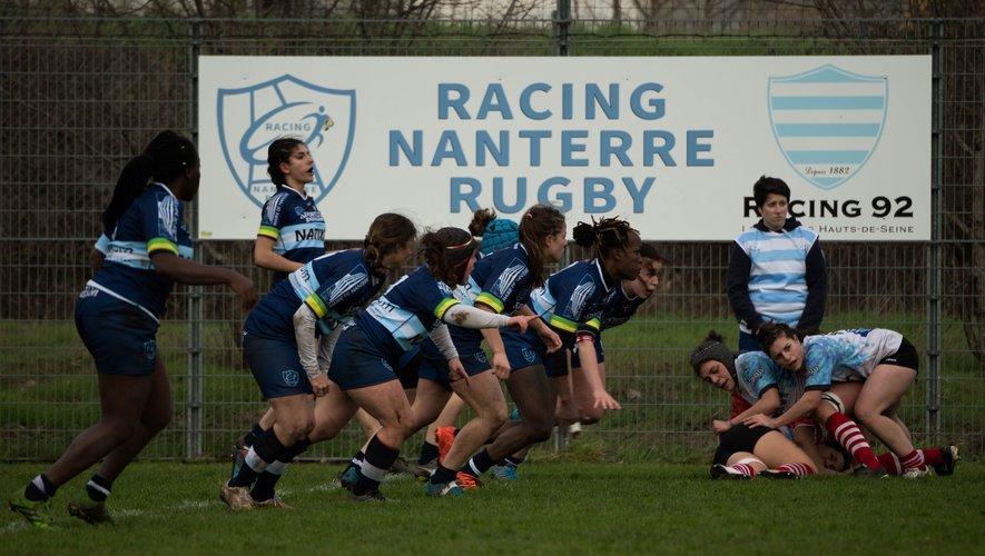 Féminines - Élite 2 : les filles du Racing Nanterre à la relance