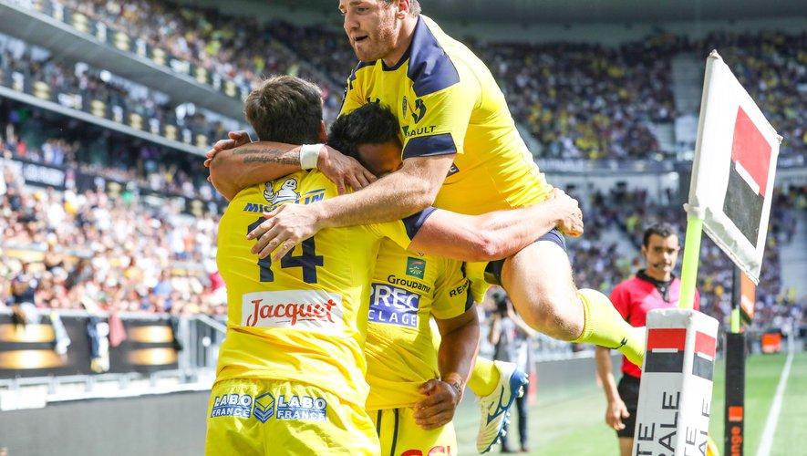 La joie des Clermontois pour la qualification en finale