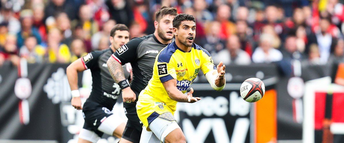 Wesley Fofana (Clermont) contre Toulouse