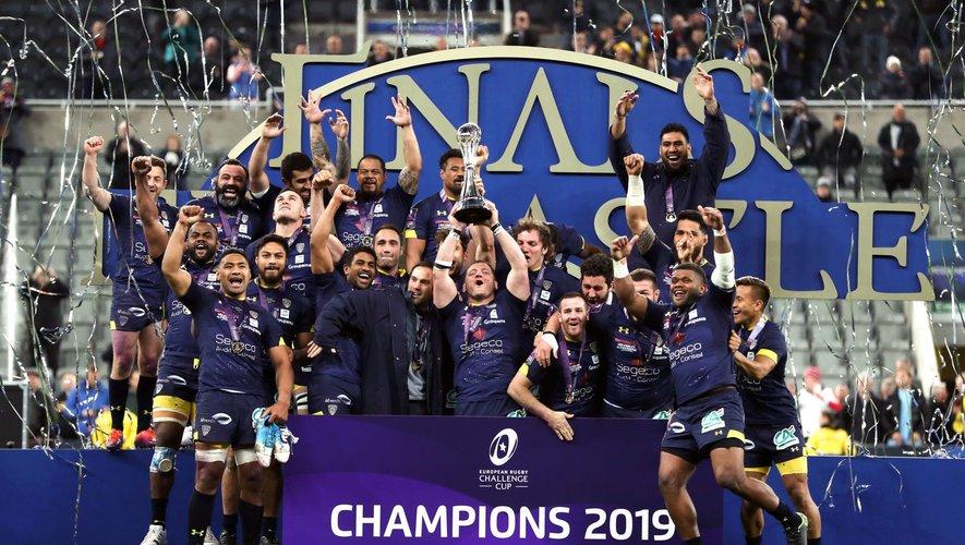 Challenge Cup - Après Clermont cette année, qui sera le futur vainqueur de l'édition 2019-2020 ?