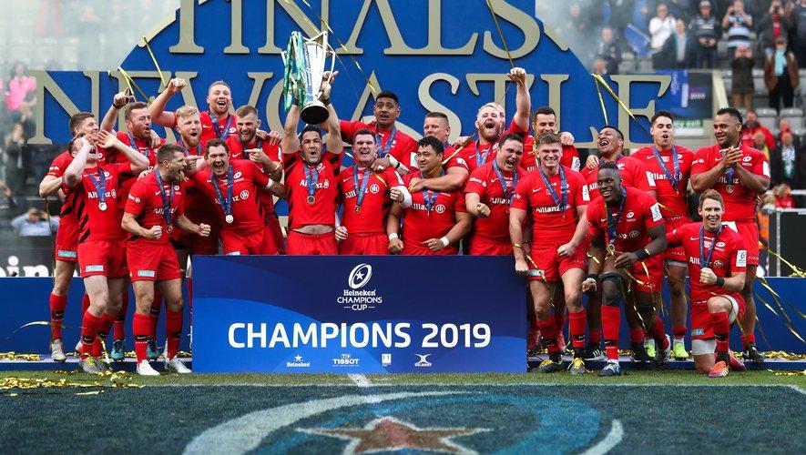 Champions Cup - Après les Saracens cette année, qui sera le futur vainqueur de l'édition 2019-2020 ?