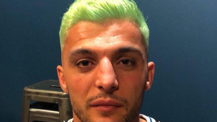 Alors que Fouyssac s'est teint les cheveux,