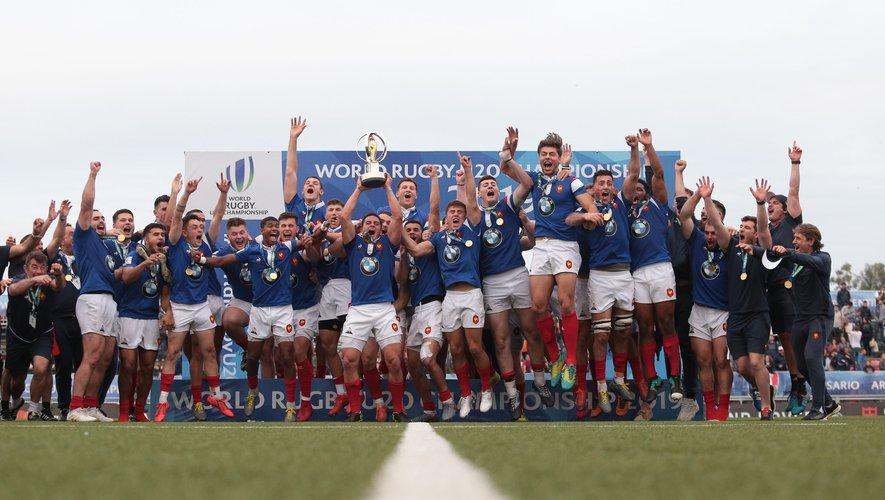 Coupe du Monde U20 2019 - Les Bleuets sur le toit du monde
