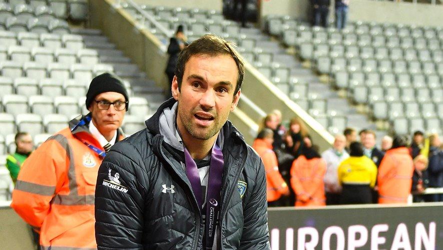 Morgan Parra blessé ne prendra pas part à la prochaine Coupe du monde au Japon