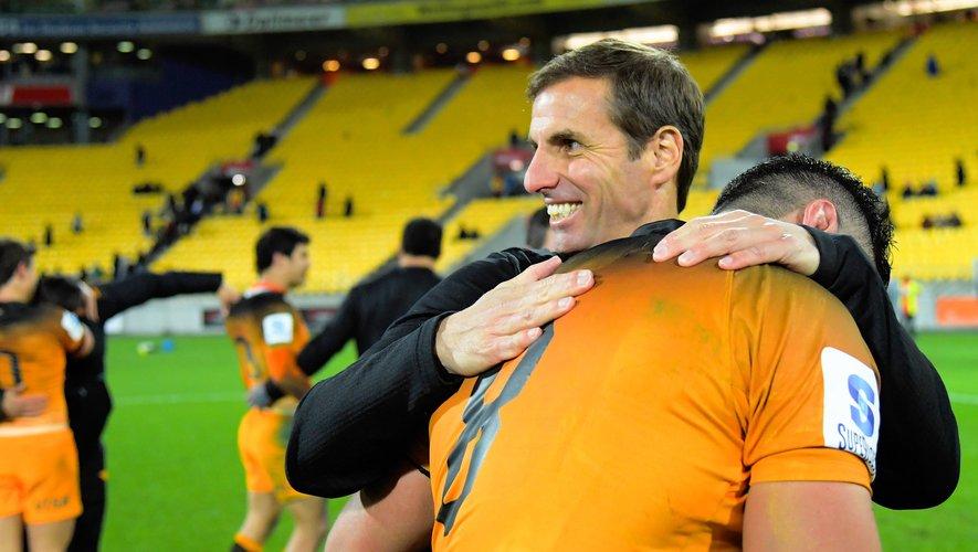 Gonzalo Quesada vit une formidable saison avec les Jaguares. La province argentine peut accéder ce week-end pour la première fois de son histoire à la finale de Super Rugby. Et ce à quelques d'un Mondial où les Argentins seront les premiers adversaires des Bleus.