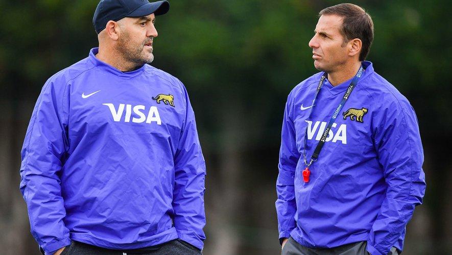 Mario Ledesma et Gonzalo Quesada.