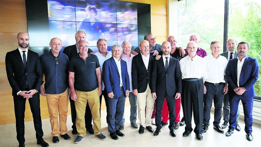 La journée a été riche en émotions notamment entre Philippe Dintrans et Daniel Dubroca, puis lors des retrouvailles après 25 ans entre Jean-Michel Aguirre et Jérôme Gallion. Neuf des héros de 1979 ont ensuite participé à la soirée pour la retransmission du match légendaire et ont fait part au public fuxéen de leurs souvenirs.