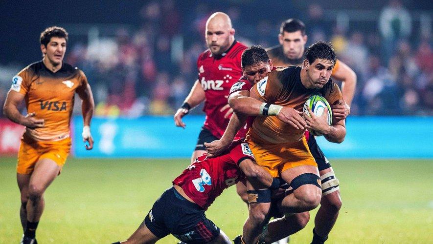 Pablo Matera, le troisième ligne et futur Parisien, a impressionné tout au long du Super Rugby. En finale, il a fait plus que rivaliser face aux Crusaders.