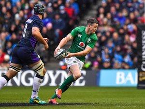 Jonathan Sexton, la star de l'équipe d'Irlande