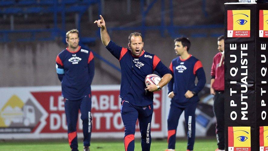 Pro D2 - David Aucagne (Manager de Béziers)